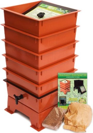 Worm Factory 360 - Vermicomposting